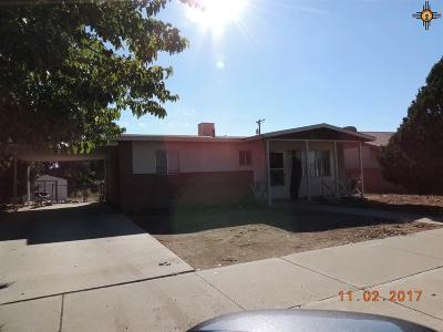 Deming Single Family Home Under Contract-Don't Show: 911 Memory Lane