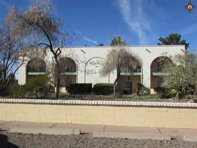 Deming Multi Family Home For Sale: 1800 S Santa Monica St