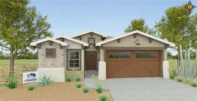 Hobbs Single Family Home Under Contract-Don't Show: 5212 W Dark Horse Road