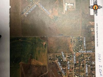 Curry County Residential Lots & Land For Sale: 1021 S Oak