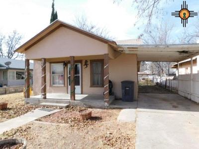 Deming Single Family Home For Sale: 408 S Lead St
