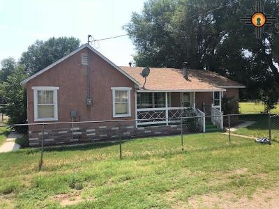 Fort Sumner Single Family Home For Sale: 1769 E Sumner Ave