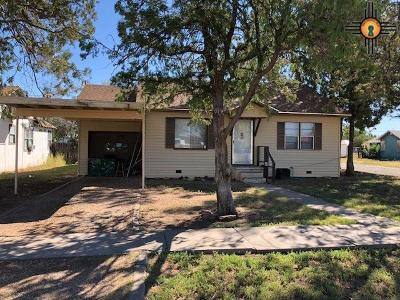 Single Family Home For Sale: 1224 S 5th St