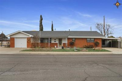 Hobbs Single Family Home For Sale: 230 W Blanco