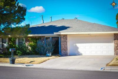 Hobbs Single Family Home For Sale: 1514 W Caprock