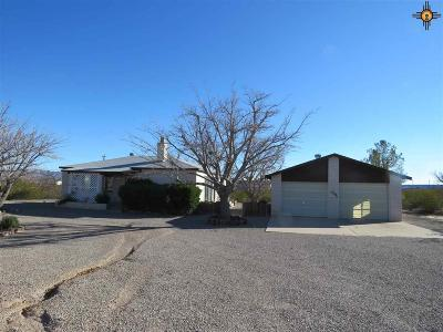 Sierra County Single Family Home For Sale: 507 Ontario