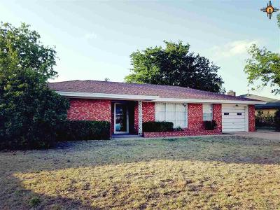 Hobbs Single Family Home For Sale: 216 W Rojo Dr.