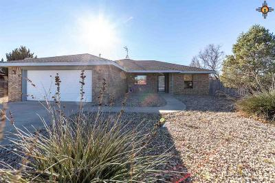 Portales NM Single Family Home Under Contract-Don't Show: $144,000