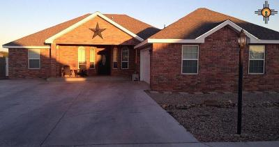 Portales Single Family Home For Sale: 2231 Boxwood Circle