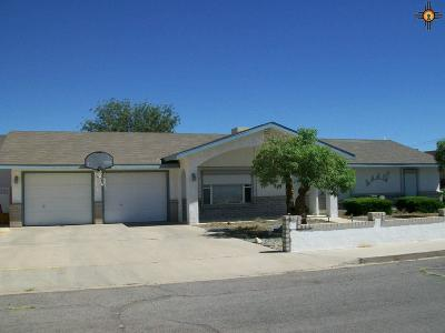 Deming Single Family Home For Sale: 1415 Mesilla