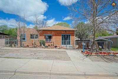 Las Vegas Single Family Home For Sale: 610 W National