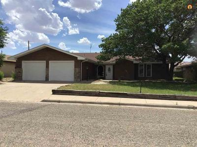 Portales Single Family Home For Sale: 228 Utah