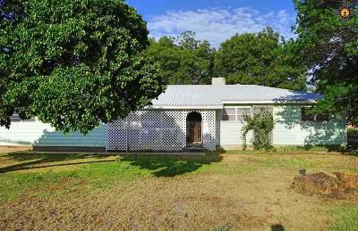 Hobbs Single Family Home Under Contract-Don't Show: 4704 N Grimes St