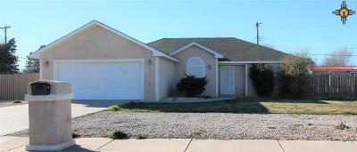Clovis Single Family Home For Sale: 1400 Long Island