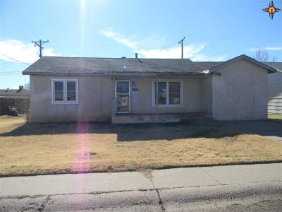Clovis Single Family Home For Sale: 205 E Tierra Blanca
