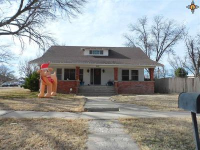Artesia Single Family Home Active, U/C-Take Back Ups: 210 S 8th Street