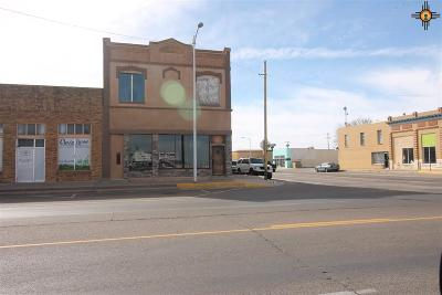 Curry County Commercial For Sale: 121 W Grand