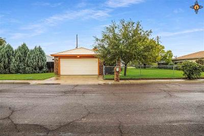 Hobbs Single Family Home Under Contract-Don't Show: 2501 N Selman