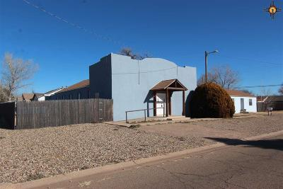 Clovis NM Multi Family Home For Sale: $185,000