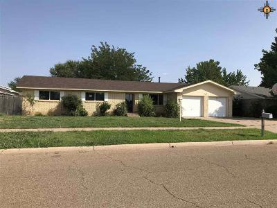 Clovis Single Family Home For Sale: 1801 Glenarm