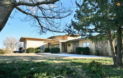 Clovis Single Family Home For Sale: 209 Springfield Drive