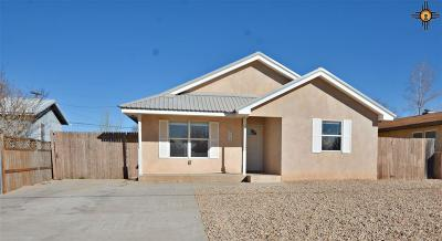 Portales NM Single Family Home For Sale: $117,000