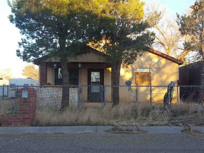 Portales NM Single Family Home Under Contract-Don't Show: $35,000