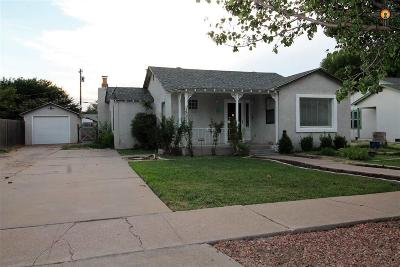 Clovis Single Family Home For Sale: 2500 Wallace