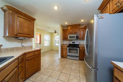Clovis Single Family Home For Sale: 4421 Sandstone