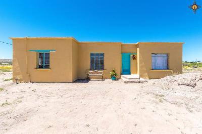 Sierra County Single Family Home Under Contract-Don't Show: 13882 Highway 187