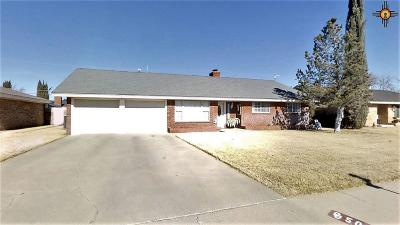 Hobbs Single Family Home Under Contract-Don't Show: 508 W Silver