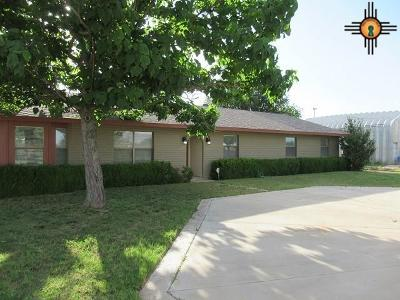 Hobbs Single Family Home For Sale: 8323 N Valdez St