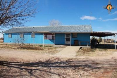 Portales NM Single Family Home For Sale: $75,000