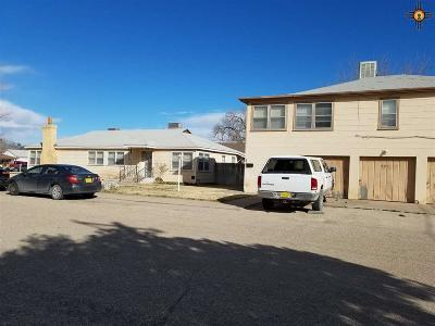 Artesia Multi Family Home Active, U/C-Take Back Ups: 411 W Dallas Avenue