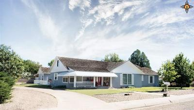 Portales Single Family Home For Sale: 1301 S Abilene Ave