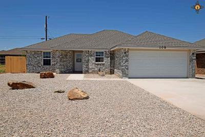 Clovis NM Single Family Home For Sale: $158,000