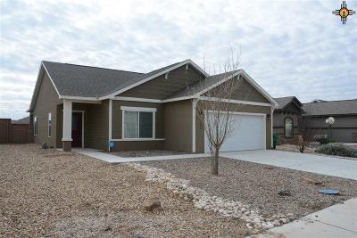Hobbs Single Family Home Under Contract-Don't Show: 5021 W Hardtack Road