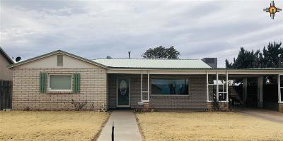 Deming NM Single Family Home For Sale: $165,000