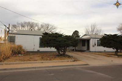 Hobbs Multi Family Home Under Contract-Don't Show: 615 - 617 N Linam