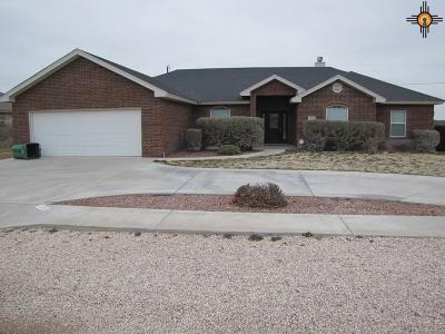 Hobbs Single Family Home Under Contract-Don't Show: 1000 Desert Sage