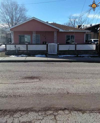 Gallup Single Family Home For Sale: 508 S Seventh Street