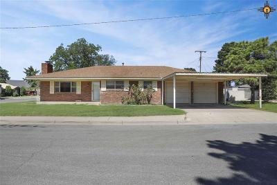 Hobbs Single Family Home Under Contract-Don't Show: 2517 N Travis