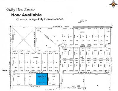 Roosevelt County Residential Lots & Land For Sale: 1783 Moreland Rd