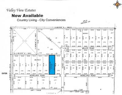 Roosevelt County Residential Lots & Land For Sale: 1778 Moreland Rd