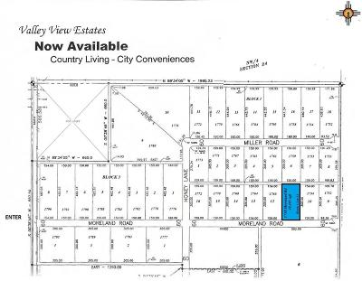 Roosevelt County Residential Lots & Land For Sale: 1758 Moreland Rd