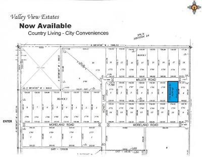 Roosevelt County Residential Lots & Land For Sale: 1755 Miller Rd