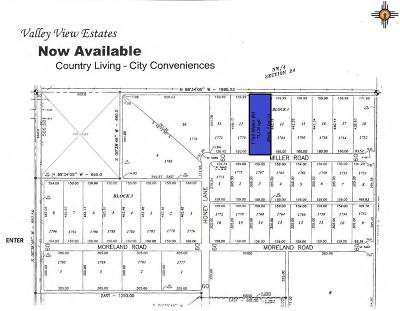Roosevelt County Residential Lots & Land For Sale: 1766 Miller Rd