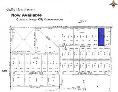 Roosevelt County Residential Lots & Land For Sale: 1754 Miller Rd