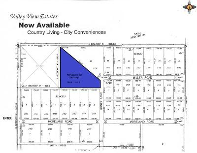 Roosevelt County Residential Lots & Land For Sale: 960 Honey Ln