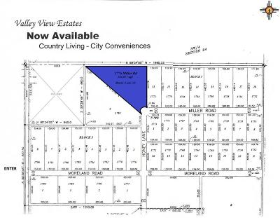 Roosevelt County Residential Lots & Land For Sale: 1776 Miller Rd